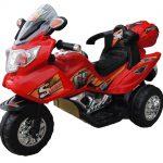Obrazek produktu Motorek M3 czerwony, motorek dziecięcy na akumulator