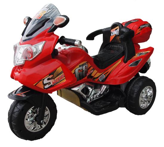 Motorek M3 czerwony, motorek dziecięcy na akumulator