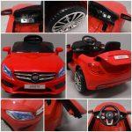 Obrazek produktu Cabrio M4 czerwony autko na akumulator,