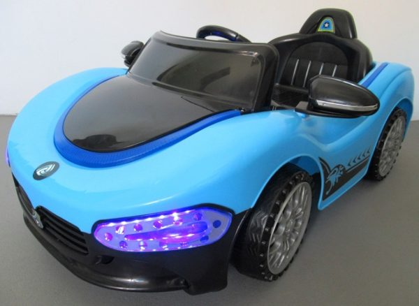 Obrazek produktu Cabrio Ma niebieski, Pojazd na akumulator