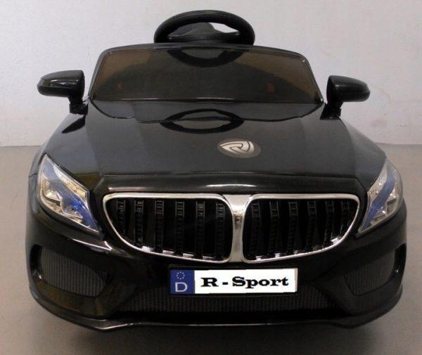 Auto Na Akumulator M55 Czarny 2xSilnik+Pilot 2.4G+Muzyka