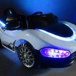 Obrazek produktu Cabrio Ma biały, Pojazd na akumulator