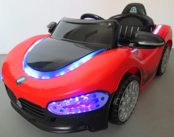 Obrazek produktu Cabrio Ma czerwony, Pojazd na akumulator