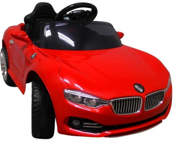 Cabrio B11 czerwony autko na akumulator