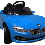 Obrazek produktu Cabrio B11 niebieski autko na akumulator