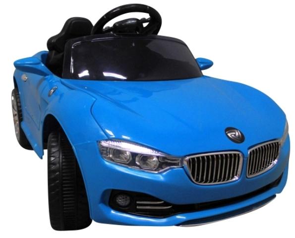 Cabrio B11 niebieski autko na akumulator