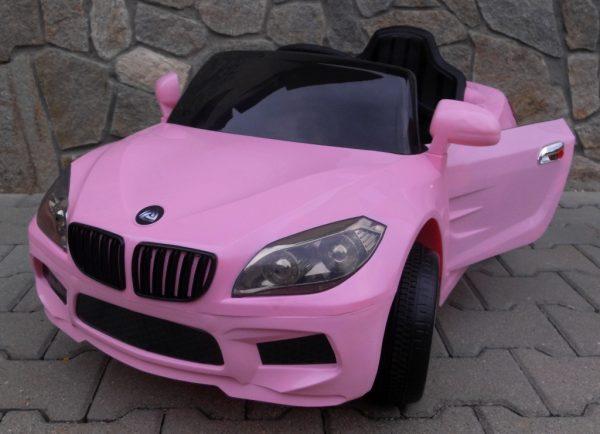 Obrazek produktu Cabrio B14 różowy autko na akumulator