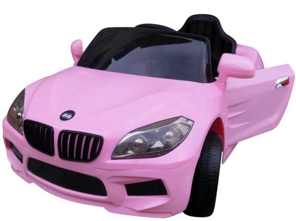 Cabrio B14 różowy autko na akumulator