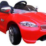 Cabrio B3 Czerwony, Auto na akumulator Cabrio B3 Czerwony, Auto na akumulator