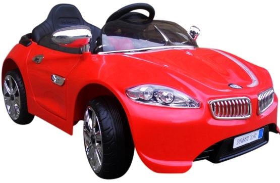 Cabrio B3 Czerwony, Auto na akumulator