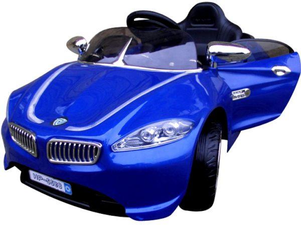 Cabrio B3 niebieski, Autko na akumulator, zdalnie sterowane