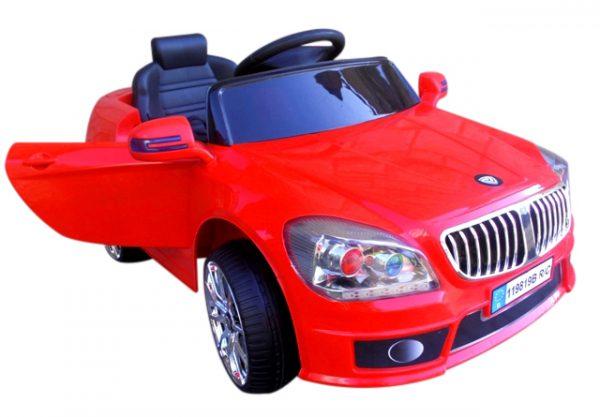 Cabrio B7 czerwony Autko dla dzieci na akumulator