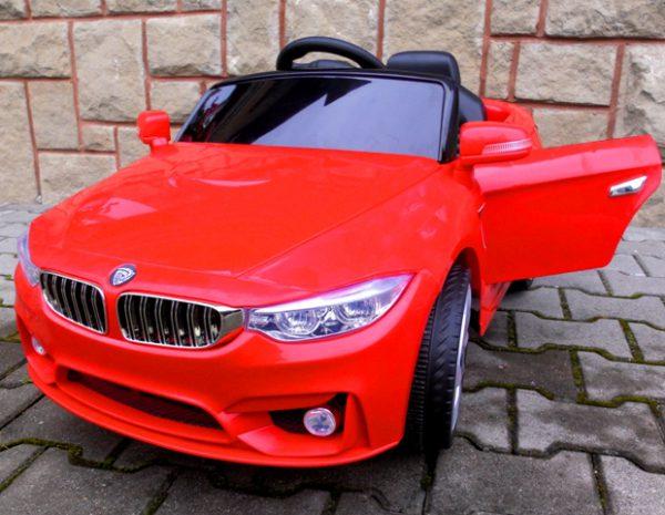 Cabrio B8 czerwony, Autko na akumulator, zdalnie sterowane Cabrio B8 czerwony, Autko na akumulator, zdalnie sterowane