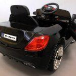Obrazek produktu Cabrio M4 czarny autko na akumulator,