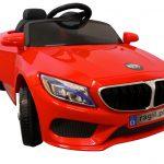 Obrazek produktu Auto Na Akumulator M55 Czerwony 2xSilnik+Pilot 2.4G+Muzyka