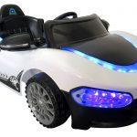 Cabrio Ma biały, Pojazd na akumulator Cabrio Ma biały, Pojazd na akumulator