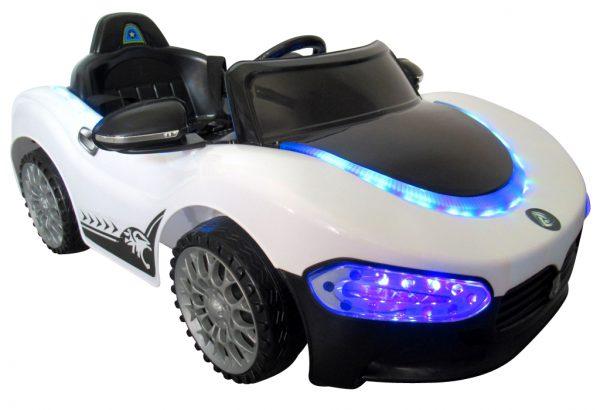 Cabrio Ma biały, Pojazd na akumulator