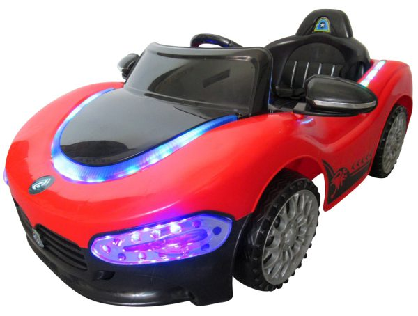 Cabrio Ma czerwony, Pojazd na akumulator