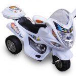 Motorek M1 biały, motorek dla dziecka Motorek M1 biały, motorek dla dziecka