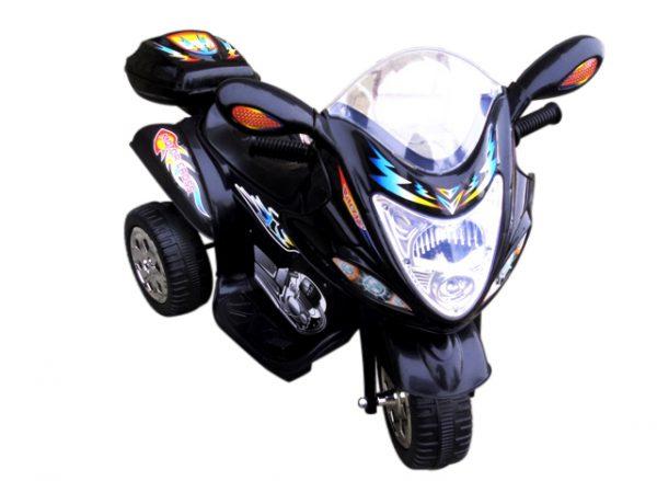 Motorek M1 czarny, motorek na akumulator