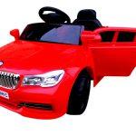 Cabrio B4 Czerwony Samochód na akumulator, Pojazd Cabrio B4 Czerwony Samochód na akumulator, Pojazd