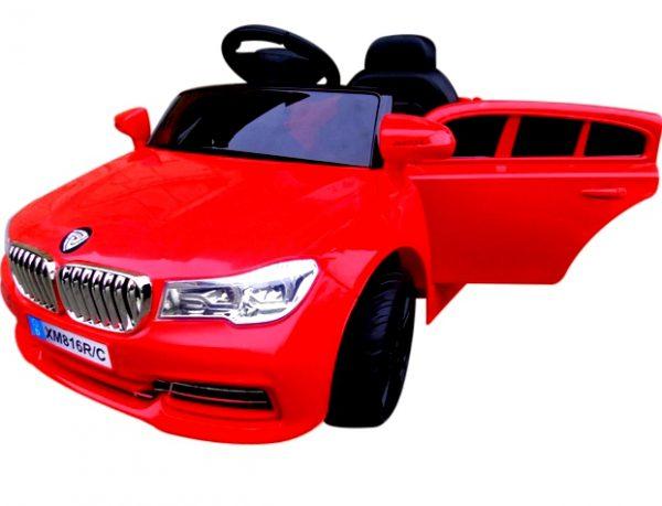 Cabrio B4 Czerwony Samochód na akumulator, Pojazd