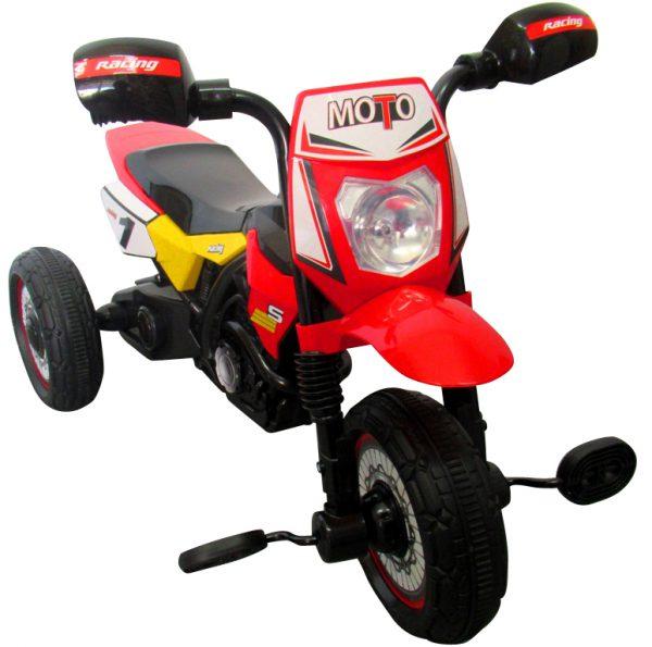 Obrazek produktu Motorek M5 czerwony, motorek rowerek trójkołowy