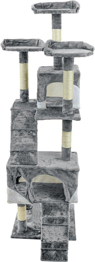 Obrazek produktu Drapak dla kota XXL Szary