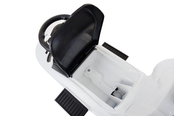 Obrazek produktu Jeździk 3w1, pchacz dla dzieci MERCEDES GLE63 Biały