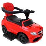 Obrazek produktu Jeździk 3w1, pchacz dla dzieci MERCEDES GLE63 Czerwony