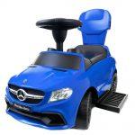 Obrazek produktu Jeździk 3w1, pchacz dla dzieci MERCEDES GLE63 Niebieski
