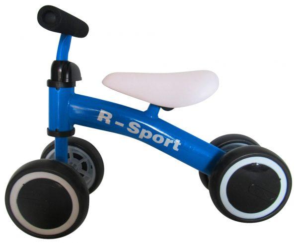 Rowerek biegowy R11 niebieski R-Sport, jeździk