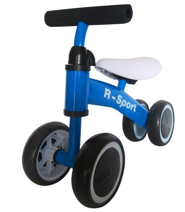 Obrazek produktu Rowerek biegowy R11 niebieski R-Sport, jeździk