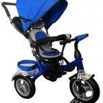 Obrazek produktu Rowerek Trójkołowy T3 niebieski R-Sport  Koła pompowane