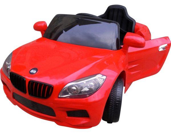 Cabrio B14 czerwony autko na akumulator
