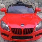Obrazek produktu Cabrio B14 czerwony autko na akumulator