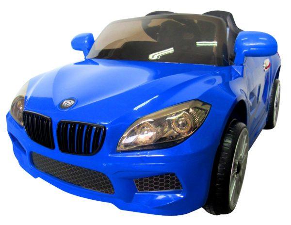 Cabrio B14 niebieski autko na akumulator