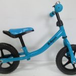 Obrazek produktu Rowerek biegowy R1 Niebieski R-Sport Miękkie Koła EVA dzwonek