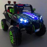 Obrazek produktu Buggy X7 4×4 zielony lakierowany Miękki Fotelik Pilot 2.4G + Bujak