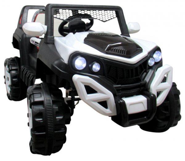 Obrazek produktu Buggy X8 4×4 czarny Miękki Fotelik Wolny Start Pilot 2.4 G + Bujak