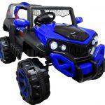 Obrazek produktu Buggy X8 4×4 niebieski Miękki Fotelik Wolny Start Pilot 2.4 G + Bujak