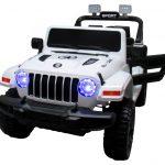 Obrazek produktu Duży Jeep X10 biały Pilot 2.4G Światła Muzyka Klakson