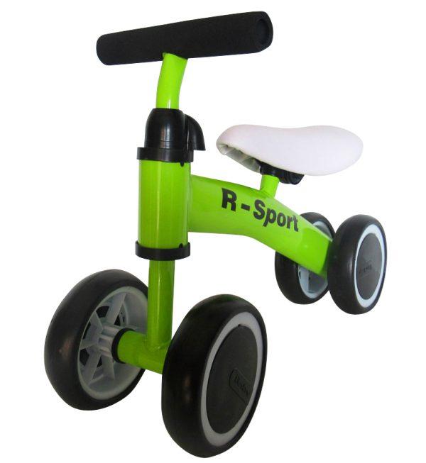 Rowerek biegowy R11 zielony R-Sport jeździk
