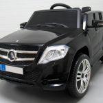 Obrazek produktu SUV X1 CZARNY autko na akumulator łożyska w kołach regulowana kierownica
