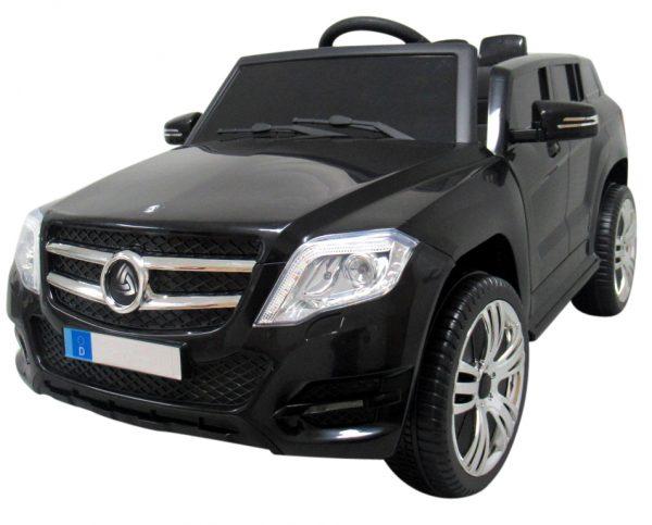 SUV X1 CZARNY autko na akumulator łożyska w kołach regulowana kierownica