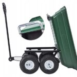 Obrazek produktu Taczka wózek ogrodowy transportowy wywrotka 350kg